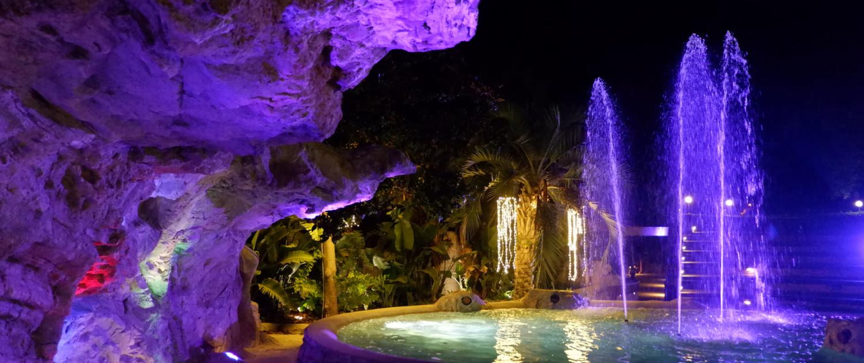 Fontana Anfiteatro - Villa Oasis Ricevimenti Acireale