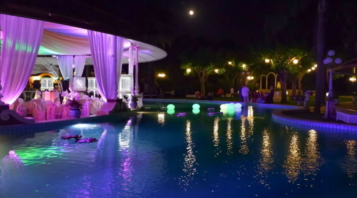 Sala Nettuno - Villa Oasis Ricevimenti Acireale