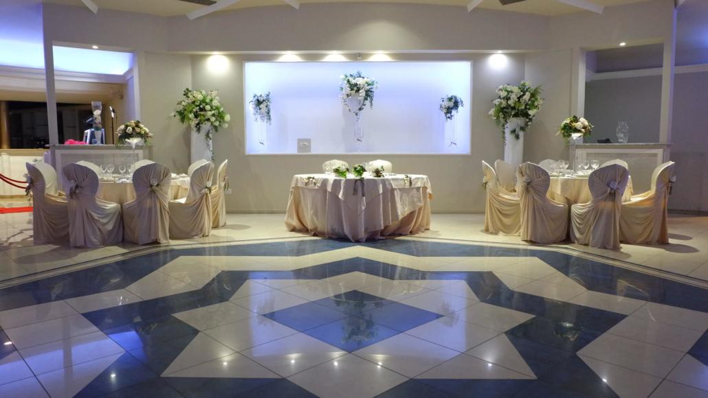 Sala Giardino d'Inverno - Villa Oasis Ricevimenti Acireale